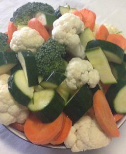 Prepared Vegetables & Salad Mixes